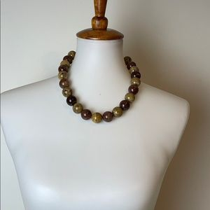 Erica Lyons beaded necklace